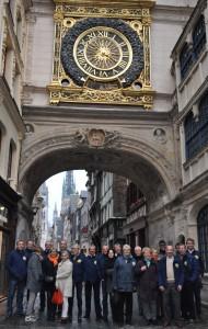 25 ''B.B.B.'' au Gros Horloge