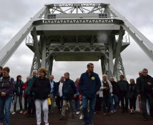 ÉMOUVANTE VISITE DU MÉMORIAL PÉGASUS BRIDGE