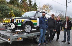 Jeudi depart de Neufchatel pour la Belgique