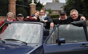 Blactot's Family au grand complet